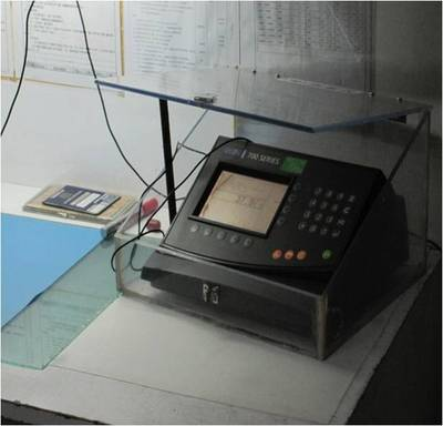 CMI Measuring Machine