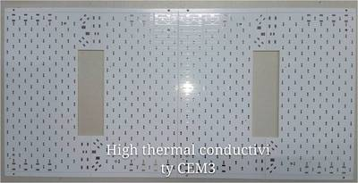 Cem 3 High thermal con